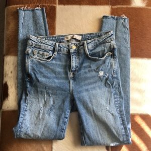 Zara jeans!
